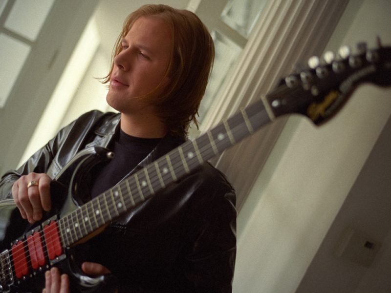 Blind Rock Musician Jeff Healy Dies at Age 41