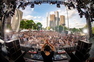 Detroit's Movement Electronic Music Festival